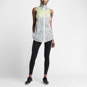 Nike windblur tech hyperfuse vest